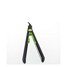 ZF9912 Travel Hair Straightener - Black.