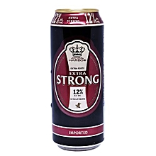 Extra Strong Beer - 12% - 500ml