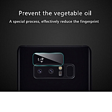 2pcs Tempered Glass Back Lens Film Protector For Samsung Galaxy Note 8