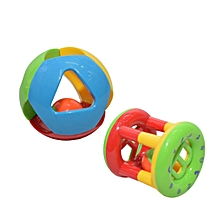 Baby Bell Ball Toy shaker Rattles Develope Intelligence set