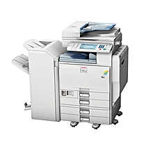 Ricoh Aficio MP C5501 Color Laser Multifunctional Printer Copier Fax Machine