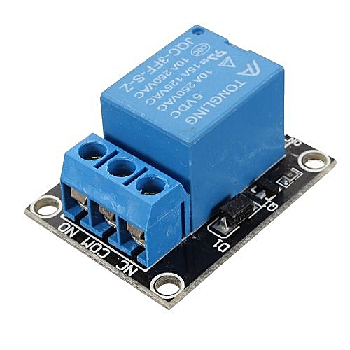 KY019 1 Channel 5V Relay Module Board Shield For Arduino Electronic Power  Supplies Easy To Use