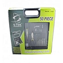 50pcs Computer & Network Tool Kit