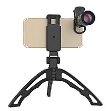 Apexel APL-20XJJ04 20X Telephoto Zoom Monocular Lens with Foldable Tripod Monopod