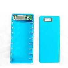 DIY USB Mobile Power Bank Charger Case Pack 8pcs 18650 Battery Holder For Phone