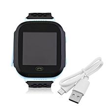 Children Study Play Touch Screen Smart Watch Outdoor Tracker SOS Watch