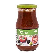 Cooking Sauce - Olive & Tomato - 420g