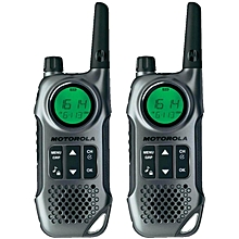 Motorola Walkie Talkie TLKR T8 - 10KM (SIRIM) Twin Pack WWD