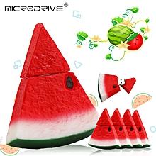 Cool Watermelon Cartoon USB Flash Drive 128gb 64gb USB Stick Pen Drive 32gb 16gb Strawberry PenDrive 8gb Ice Cream Flash Disk