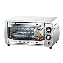 Electric Oven Toaster and Grill - Silver