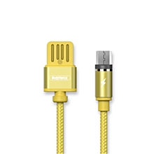 Remax RC-095m Gravity series Magnetic Adaptor MicroUSB Cable DIOKKC