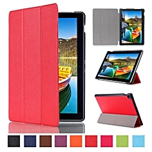 Ultra Leather Stand Case Cover For Asus Zenpad 10 Z300CL Tablet  10.1 Inch RD