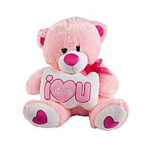 Teddy Bear - Light Pink