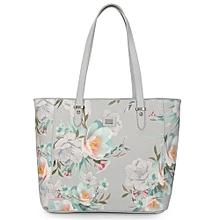 Women PU Tote Bag Large Top-handle