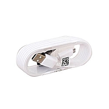 USB Charging cable android-white