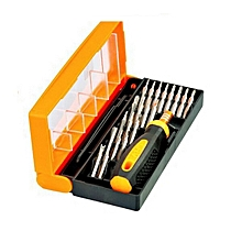 JAKEMY JM-8102 22 in 1 Screwdriver Set Multi Bit Head Portable Repair Fix Tool Hand-tools
