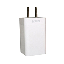 Portable   5V/4A Dash Charger Power Adapter for OnePlus 3T/5/5T/6 white