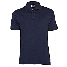 Polo Shirt-Navy Blue