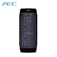 Bluetooth HiFi Speaker With LED Light_BLACK