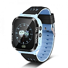 YOSOO Smart Watch Wristband Kids SOS Camera Flashlight For Android IOS Blue