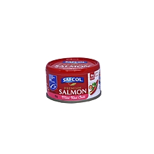 Salmon In Mild Red Chill95g