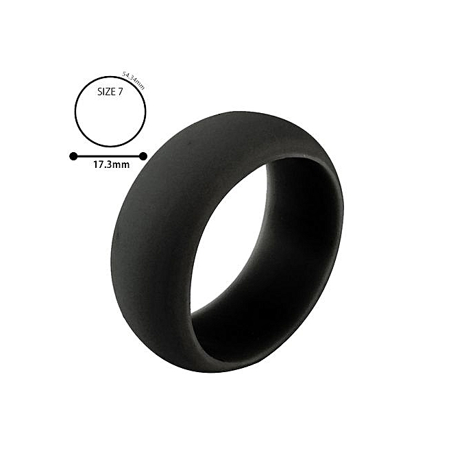 Men S Silicone Wedding Band.Seioure 1pc Silicone Wedding Band Engagement Ring Hypoallergenic Mens Womens Jewelry As Shown