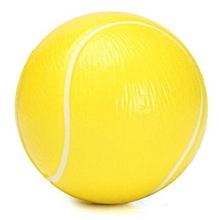 Soft Sponge Foam Stress Relief Press Squeeze Bouncy Ball Kids Educational Toy Tennis Ball