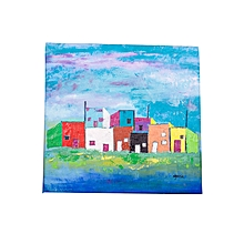 'shanty town' by Charlies Ngatia