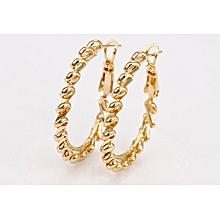 Gold  Coated Earring Loops