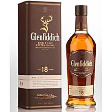 Scotch Whiskey 18YRS 1Ltr