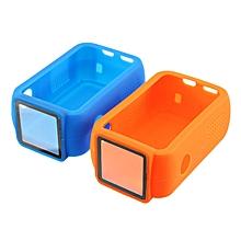 Foxeer Legend 3 Silicone Protector Case Camera Rubber Cover Orange Blue -Blue