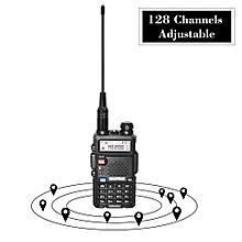 BAOFENG DM-5R Radio Walkie-talkie Dual Band Transceiver VHF UHF 136-174/400-480MHz Two Way Radio Walkie-talkie