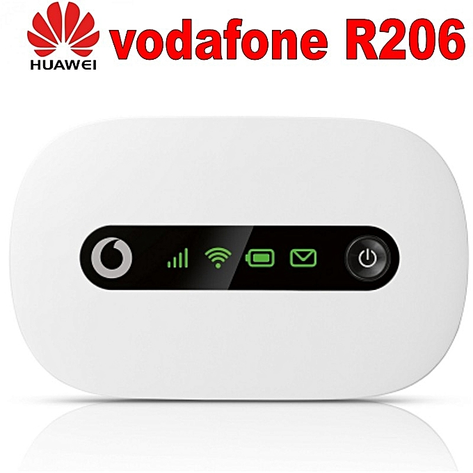 Lot of Huawei Vodafone R206 21 6Mbps 3G HSPA UMTS Wireless Router Pocket  WiFi