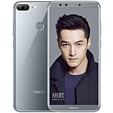 Huawei Honor 9 Lite LLD-AL00, 3GB+32GB, Dual Rear Cameras + Dual Front Cameras, Fingerprint Identification, 5.65 inch EMUI 8.0 (Android 8.0) Hisilicon Kirin 659 Octa Core up to 2.36GHz, Network: 4G, OTG(Grey)