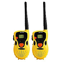 2PCS Children Toy Walkie Talkie Outdoor Interphone