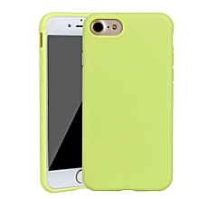 Ultra-thin Scratch Resistant Soft TPU Case Cover Skin For iPhone 7 4.7 inch YE-Yellow