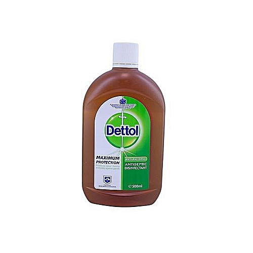 Dettol Liquid 50ML (3PCS)