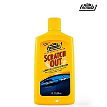 Scratch Out - Scratch Remover for All Auto Paint Finishes - 7 oz. Liquid Wax