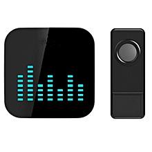 Wireless Doorbell Waterproof Battery-powered Transmitter