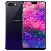 R15 6.28-inch OLED (6GB, 128GB ROM) Android 8.1 Oreo, 16MP & 5MP + 20MP, 3450mAh, Dual Sim 4G LTE Smartphone - Purple