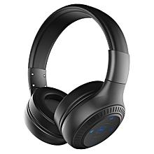 B20 Bluetooth Headphone Wireless Stereo Earphone Foldable Over Ear Headset 3.5mm AUX In Hands-free w/ Microphone