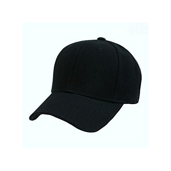 d25435ab38f Generic Men s Women s plain Cap Adjustable Baseball Unisex cap ...