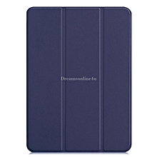 Tri-Fold Smart Auto Sleep Wake-up Cover Case for Apple New iPad Pro 11 2018 A1980 A1934 A2013 A1979 Mll-S