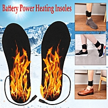 4.5v USB Charging Heated Insoles Foot Warming Cut-to-Fit Electric Heated Insoles