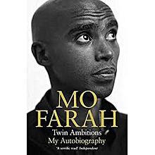 MO FARAH- Twin Ambitions