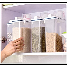 2L Plastic Cereal Dispenser/Organizer
