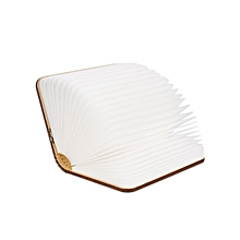 Gideons Lumio Book Lamp ( Classic) - White Light