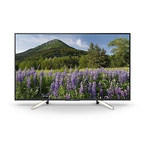 """KDL65X7500F-  65"""" - 4K Ultra HD HDR Smart TV  - Black"""
