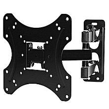 "14 - 55"" Full Motion Swivel Wall Mount TV Bracket"