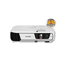 EB-S41 Multimedia Projector - 3,300 Lumens  -  3LCD Technology - White